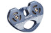Edelrid Rail Double Pulley titan